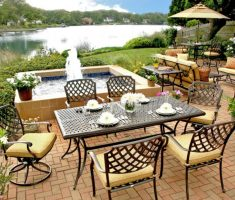 modern agio patio furniture
