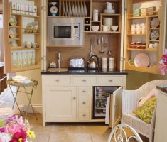 multi function cabinet modern small kitchen