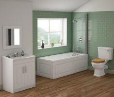 neyyork traditional bathroom designs