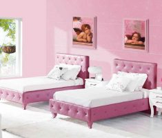 pink twin girls bedroom furniture
