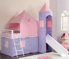 simple diy castle disney princess bedroom