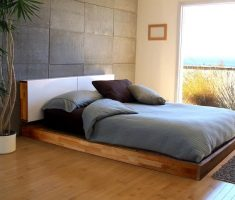 simple modern master bedrooms decoration