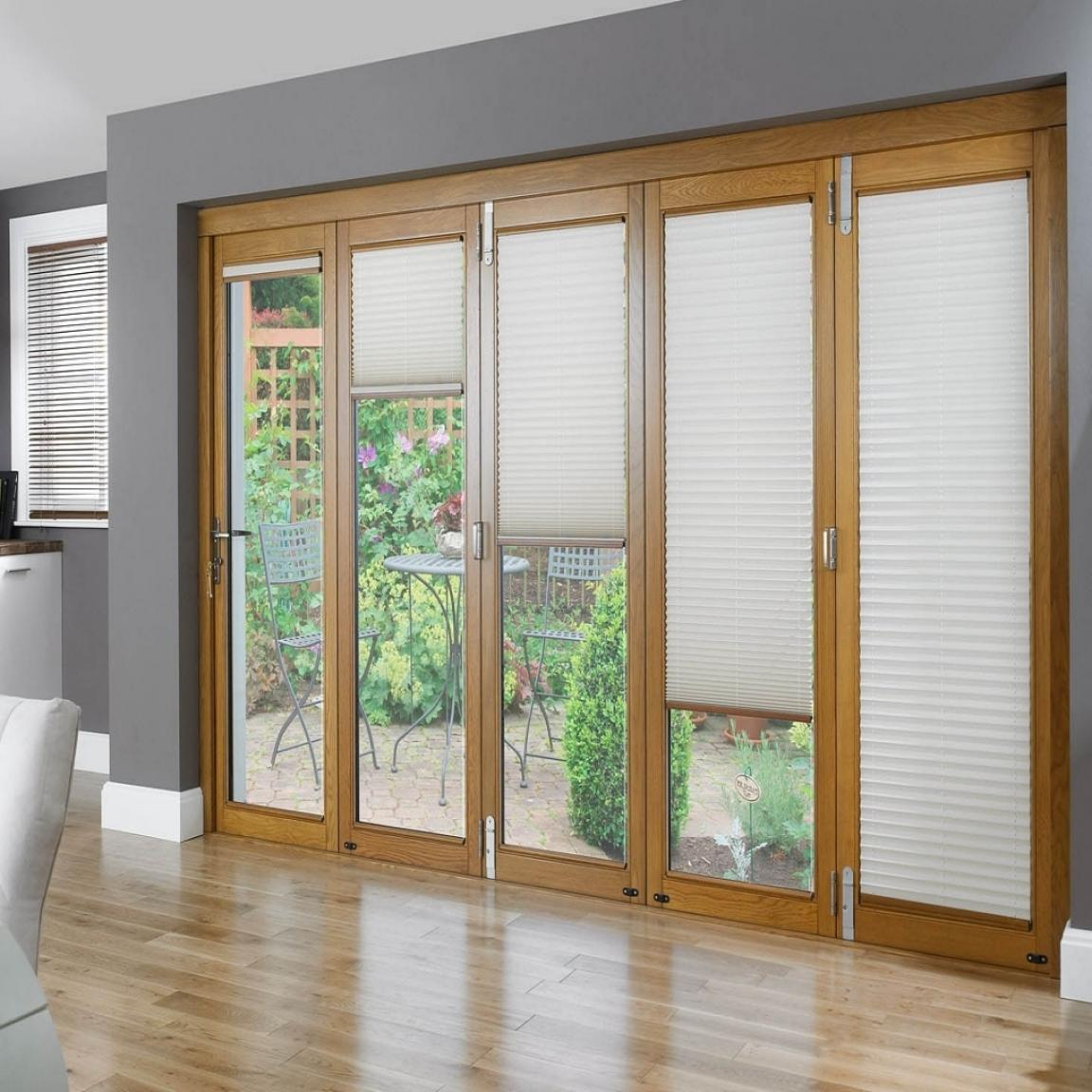 Blinds for sliding doors ideas the best 28 images of patio door drapery double roller blinds - Blinds for sliding french doors ...