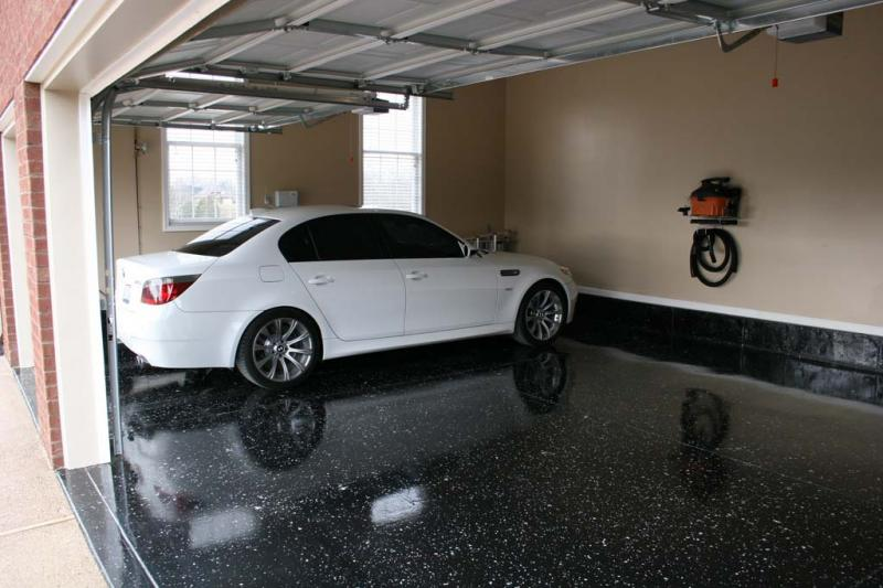 small-black-epoxy-garage-floor