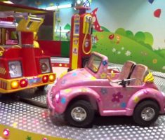 small kid train for kids indoor playground
