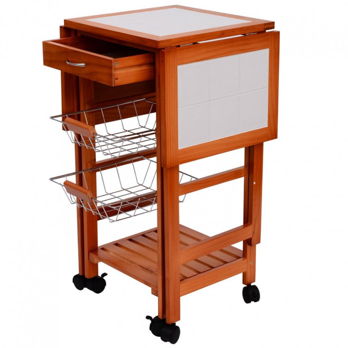 small-kitchen-island-cart-with-drawers – Home Inspiring