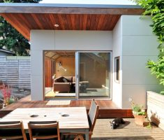 small modern window treatments for small modern exterior