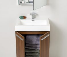small undermount bathroom sinks on hanging small vanity