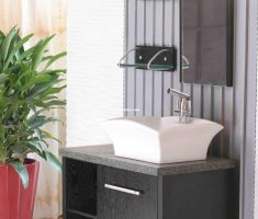 small vessel sink vanities for small bathroom