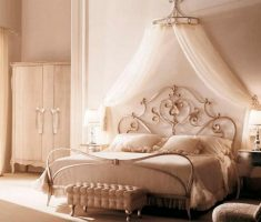 smooth romantic modern canopy beds