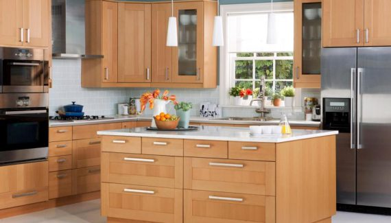 stylish-modern-wooden-ikea-kitchen-cabinets-design