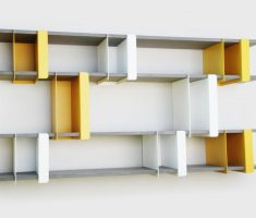 stylish wall mount shelf design inspirations
