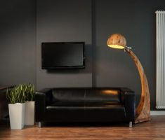 stylish wooden table lamps for living room diy