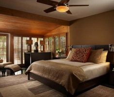 warm master bedrooms decoration colors