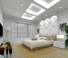 wonderful master bedrooms decoration modern style concept 3d
