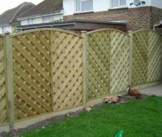 alluring cheap fence panels for privacy