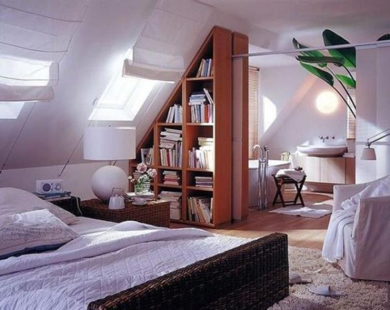 attic-storage-ideas-bedroom-and-book-shelve-storage