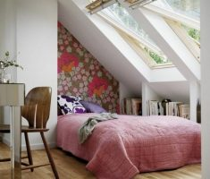 attic storage ideas for bedroom