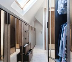 attic storage ideas for wardrobe closet