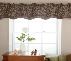 beauty valances small window treatments