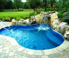 captivaitng inground swimming pools for small backyards