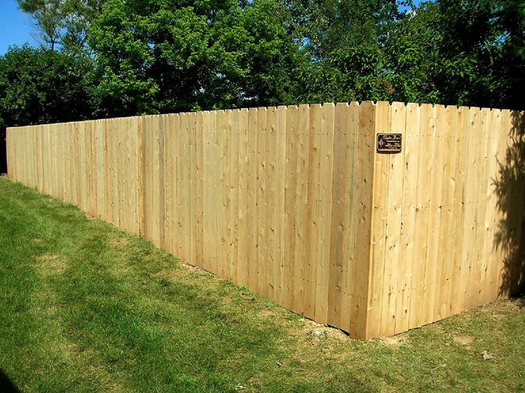 Cheap Fence Panels Light Wooden Materials Home Inspiring