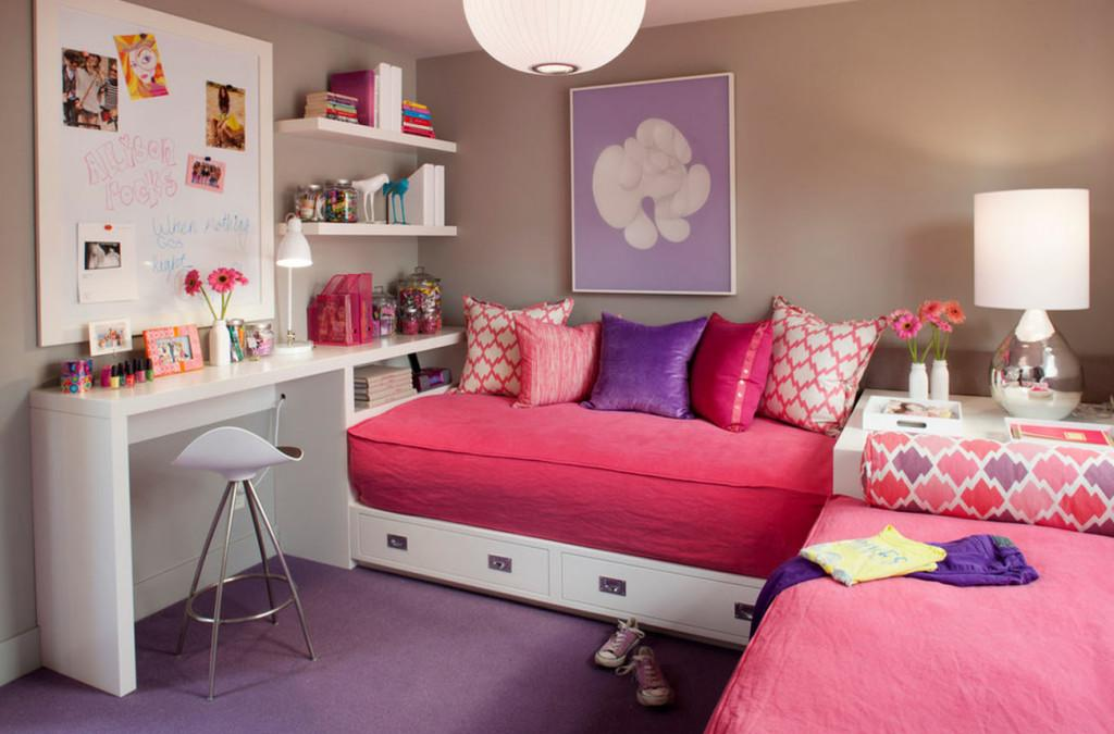 comfortable-modern-rooms-for-teenage-girls