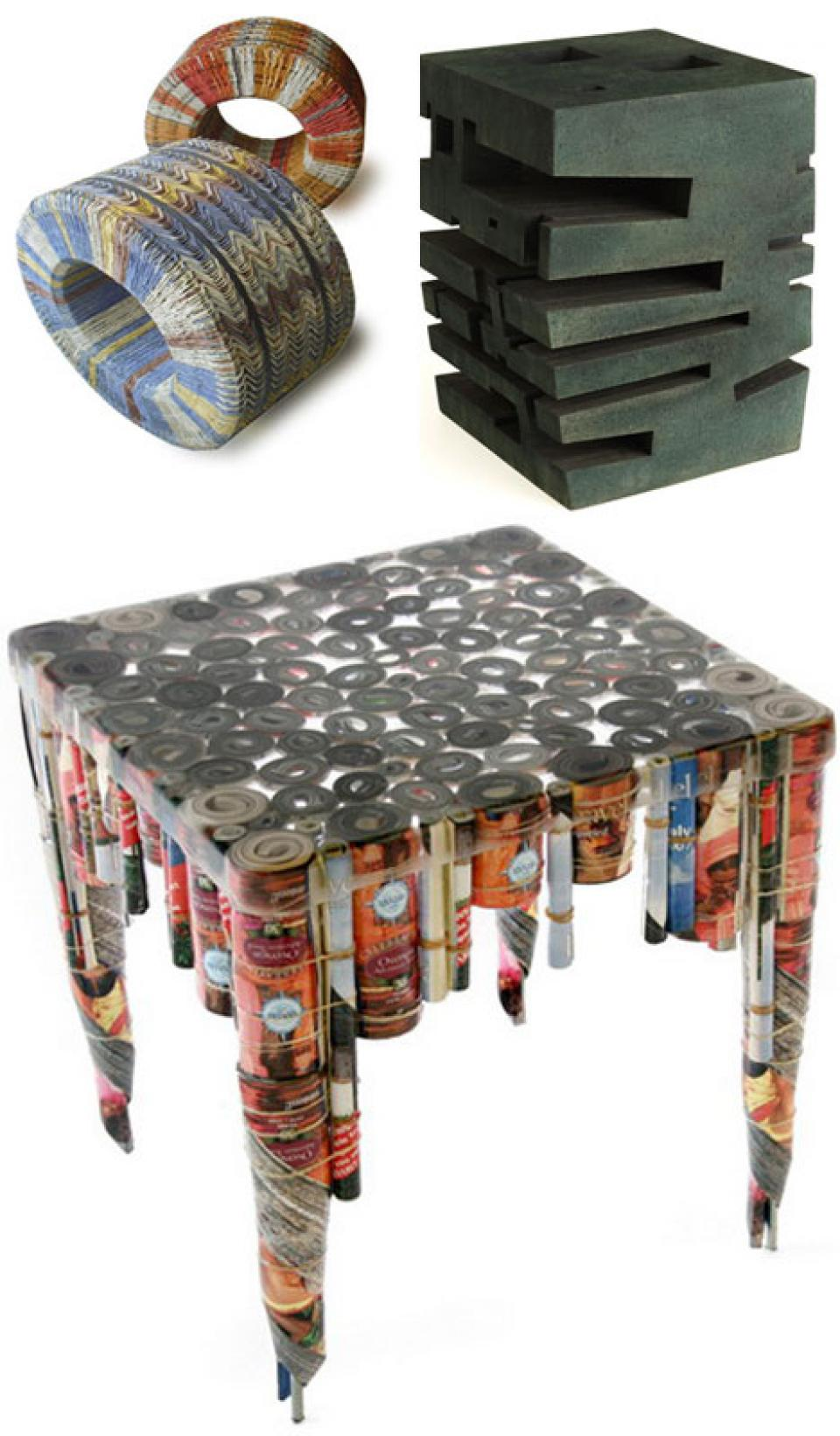 creative-diy-recycled-furniture-paper