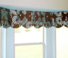 diy valances window treatments