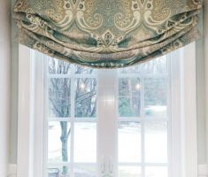 fabulous diy valances small window treatments