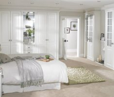 fabulous gloss white bedroom furniture for womans bedroom