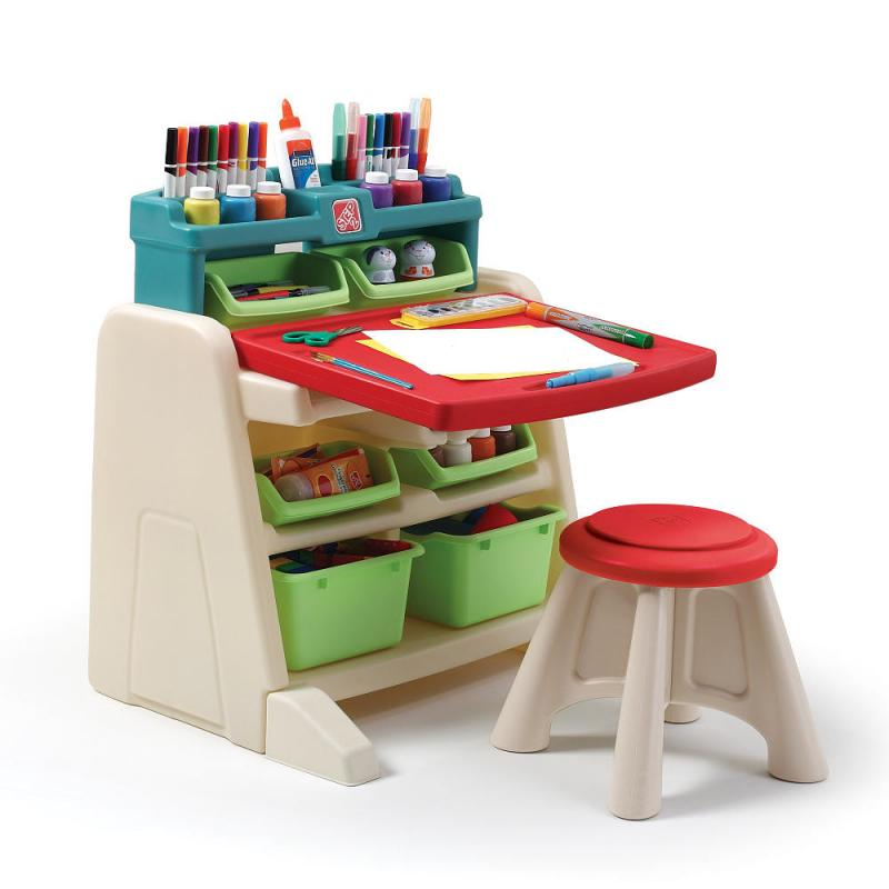 30 Best And Funny Children Art Tables And Desks