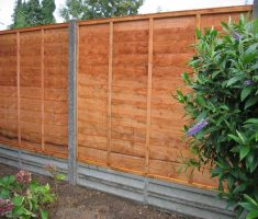 good and hard privacy cheap fence panels