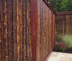 gorgeous cheap fence panels with bamboo materials