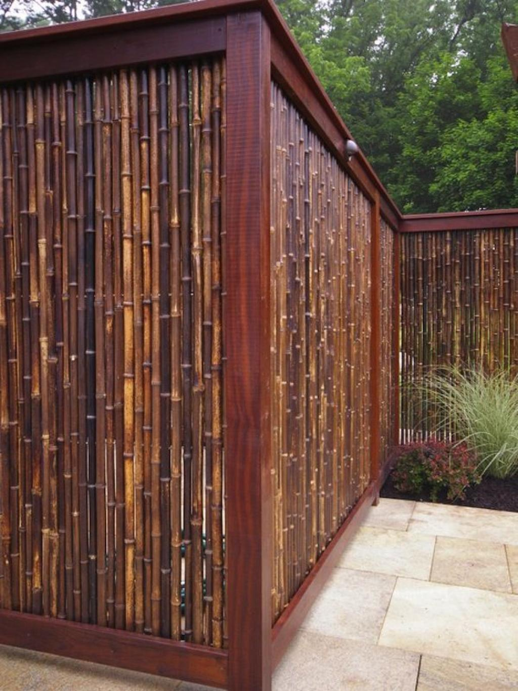 gorgeous-cheap-fence-panels-with-bamboo-materials
