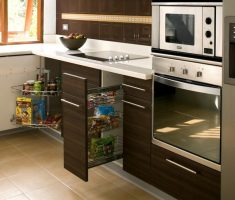 how to remodelling kitchen with cabinet