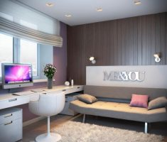modern rooms for teenage girls