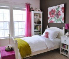 rustic rooms for teenage girls for small space