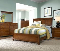 simple broyhill bedroom furniture with cabinet drawers
