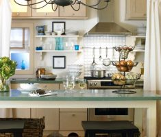 small-space-decoration-for-kitchen