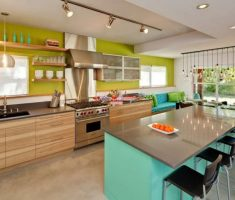 adorable kitchen remodelling with best color theme