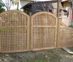 alluring and trendy cheap fence panels