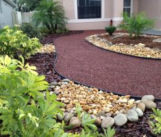 amazing landscaping ideas for front yard no grass