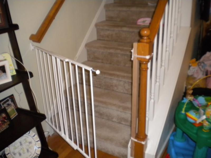 baby-gates-for-stairs-with-no-walls-idea