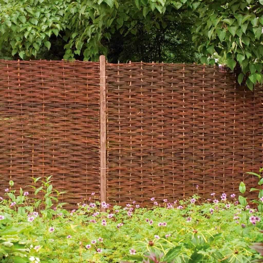 cheap fence panels guard your beautiful garden