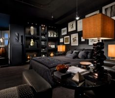 black-masculine-bedroom-for-men