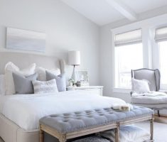 captivating gloss white bedroom furniture on attic with ottoman and chandelier gold
