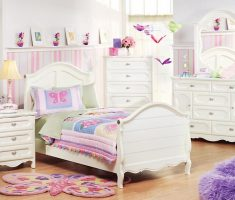 charming girls white bedroom furniture