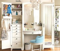 complete girls white bedroom furniture for cabinet and dresser set