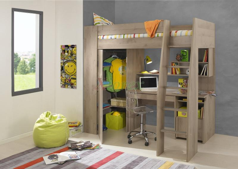 cool-children-art-tables-and-desks-with-kids-bedroom-all-in-one